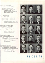 Page 17, 1944 Edition, Albion College - Albionian Yearbook (Albion, MI) online yearbook collection