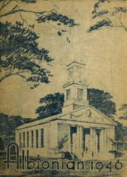 Page 1, 1946 Edition, Albion College - Albionian Yearbook (Albion, MI) online yearbook collection