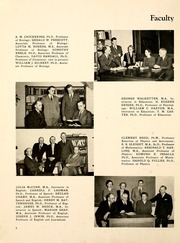 Page 12, 1946 Edition, Albion College - Albionian Yearbook (Albion, MI) online yearbook collection