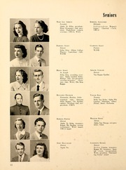 Page 16, 1949 Edition, Albion College - Albionian Yearbook (Albion, MI) online yearbook collection