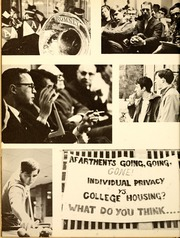 Page 14, 1967 Edition, Albion College - Albionian Yearbook (Albion, MI) online yearbook collection