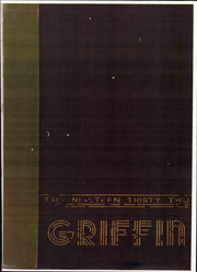 Page 1, 1932 Edition, Wayne State University - Griffin Yearbook (Detroit, MI) online yearbook collection