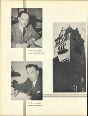 Page 12, 1950 Edition, Wayne State University - Griffin Yearbook (Detroit, MI) online yearbook collection
