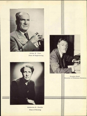 Page 13, 1950 Edition, Wayne State University - Griffin Yearbook (Detroit, MI) online yearbook collection