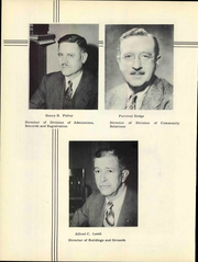 Page 16, 1950 Edition, Wayne State University - Griffin Yearbook (Detroit, MI) online yearbook collection