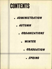 Page 7, 1950 Edition, Wayne State University - Griffin Yearbook (Detroit, MI) online yearbook collection