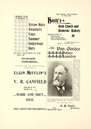 Page 8, 1897 Edition, Lansing Central High School - Oracle Yearbook (Lansing, MI) online yearbook collection
