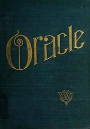 1898 Edition, Lansing Central High School - Oracle Yearbook (Lansing, MI)