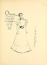 Page 17, 1898 Edition, Lansing Central High School - Oracle Yearbook (Lansing, MI) online yearbook collection