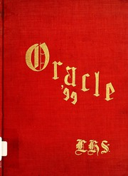 1899 Edition, Lansing Central High School - Oracle Yearbook (Lansing, MI)