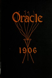 1906 Edition, Lansing Central High School - Oracle Yearbook (Lansing, MI)