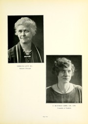 Page 13, 1933 Edition, Lansing Central High School - Oracle Yearbook (Lansing, MI) online yearbook collection