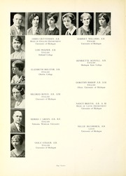 Page 16, 1933 Edition, Lansing Central High School - Oracle Yearbook (Lansing, MI) online yearbook collection