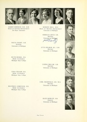 Page 17, 1933 Edition, Lansing Central High School - Oracle Yearbook (Lansing, MI) online yearbook collection