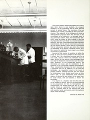 Page 16, 1963 Edition, University of Michigan Medical and Nursing School - Aequanimitas Yearbook (Ann Arbor, MI) online yearbook collection