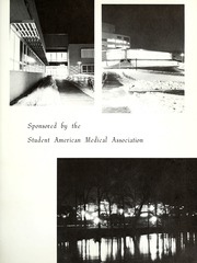 Page 9, 1963 Edition, University of Michigan Medical and Nursing School - Aequanimitas Yearbook (Ann Arbor, MI) online yearbook collection