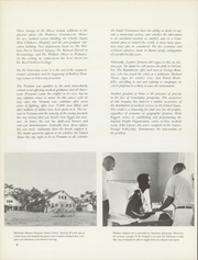 Page 12, 1968 Edition, University of Michigan Medical and Nursing School - Aequanimitas Yearbook (Ann Arbor, MI) online yearbook collection