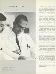Page 30, 1969 Edition, University of Michigan Medical and Nursing School - Aequanimitas Yearbook (Ann Arbor, MI) online yearbook collection