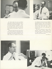 Page 31, 1969 Edition, University of Michigan Medical and Nursing School - Aequanimitas Yearbook (Ann Arbor, MI) online yearbook collection