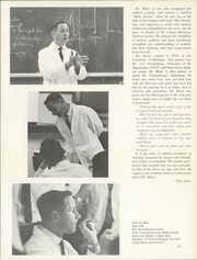 Page 33, 1969 Edition, University of Michigan Medical and Nursing School - Aequanimitas Yearbook (Ann Arbor, MI) online yearbook collection