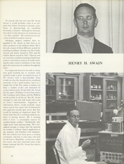Page 34, 1969 Edition, University of Michigan Medical and Nursing School - Aequanimitas Yearbook (Ann Arbor, MI) online yearbook collection