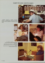 Page 10, 1986 Edition, Adrian College - Mound Yearbook (Adrian, MI) online yearbook collection