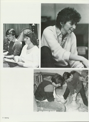 Page 12, 1986 Edition, Adrian College - Mound Yearbook (Adrian, MI) online yearbook collection