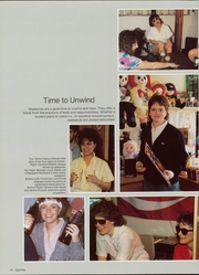 Page 14, 1986 Edition, Adrian College - Mound Yearbook (Adrian, MI) online yearbook collection
