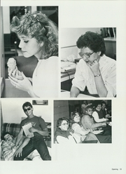 Page 17, 1986 Edition, Adrian College - Mound Yearbook (Adrian, MI) online yearbook collection