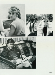 Page 9, 1986 Edition, Adrian College - Mound Yearbook (Adrian, MI) online yearbook collection