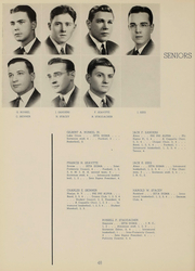 Alma College - Scotsman Yearbook (Alma, MI) online yearbook collection, 1939 Edition, Page 50