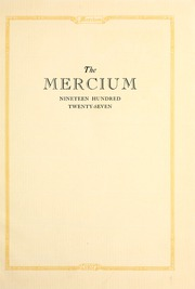 Page 5, 1927 Edition, Mercy Hospital School of Nursing - Mercium Yearbook (Bay City, MI) online yearbook collection