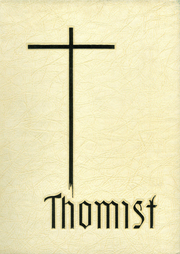 1958 Edition, Aquinas College - Thomist Yearbook (Grand Rapids, MI)