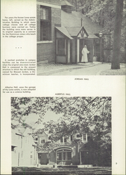 Page 13, 1958 Edition, Aquinas College - Thomist Yearbook (Grand Rapids, MI) online yearbook collection