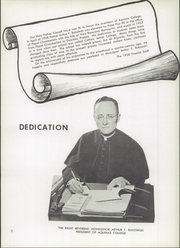 Page 6, 1958 Edition, Aquinas College - Thomist Yearbook (Grand Rapids, MI) online yearbook collection