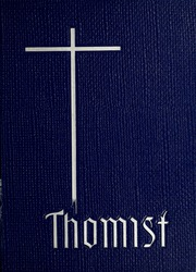 1961 Edition, Aquinas College - Thomist Yearbook (Grand Rapids, MI)