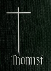 1962 Edition, Aquinas College - Thomist Yearbook (Grand Rapids, MI)