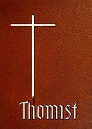 1963 Edition, Aquinas College - Thomist Yearbook (Grand Rapids, MI)