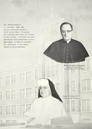 Page 10, 1964 Edition, Aquinas College - Thomist Yearbook (Grand Rapids, MI) online yearbook collection