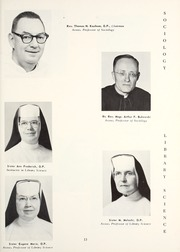 Page 17, 1964 Edition, Aquinas College - Thomist Yearbook (Grand Rapids, MI) online yearbook collection