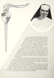 Page 8, 1964 Edition, Aquinas College - Thomist Yearbook (Grand Rapids, MI) online yearbook collection