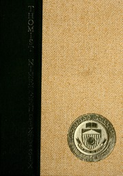 1966 Edition, Aquinas College - Thomist Yearbook (Grand Rapids, MI)