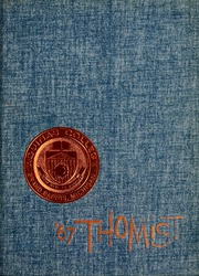 1967 Edition, Aquinas College - Thomist Yearbook (Grand Rapids, MI)