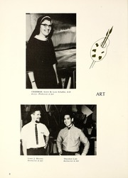 Page 12, 1968 Edition, Aquinas College - Thomist Yearbook (Grand Rapids, MI) online yearbook collection