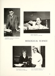Page 13, 1968 Edition, Aquinas College - Thomist Yearbook (Grand Rapids, MI) online yearbook collection
