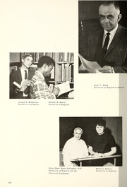 Page 14, 1968 Edition, Aquinas College - Thomist Yearbook (Grand Rapids, MI) online yearbook collection