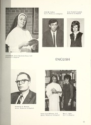 Page 15, 1968 Edition, Aquinas College - Thomist Yearbook (Grand Rapids, MI) online yearbook collection