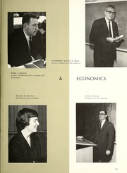 Page 17, 1968 Edition, Aquinas College - Thomist Yearbook (Grand Rapids, MI) online yearbook collection