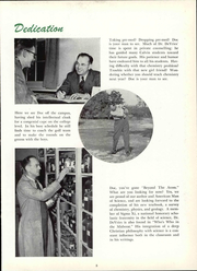 Page 9, 1949 Edition, Calvin College - Prism Yearbook (Grand Rapids, MI) online yearbook collection