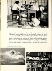 Page 16, 1956 Edition, Calvin College - Prism Yearbook (Grand Rapids, MI) online yearbook collection